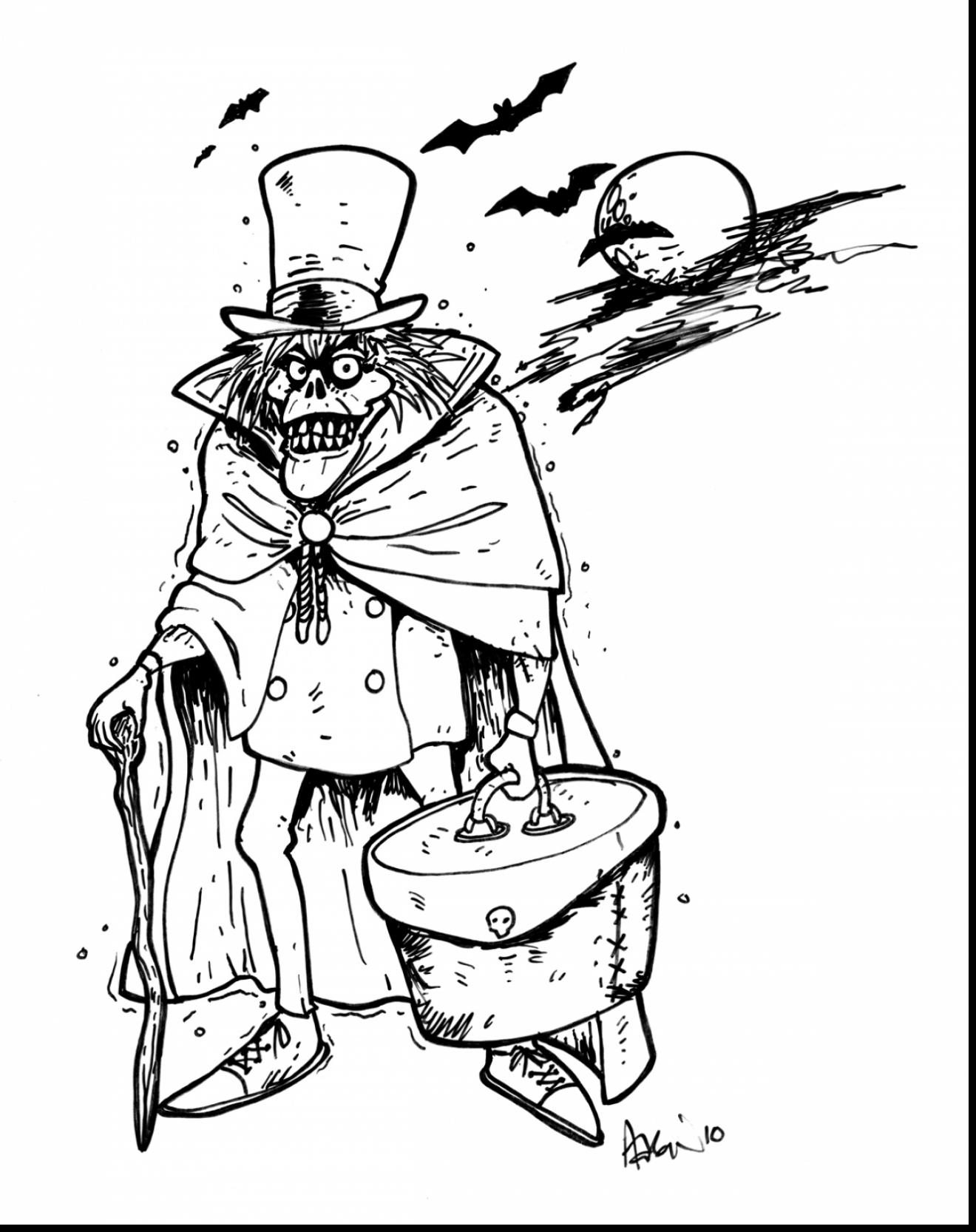 1320x1666 Awesome Haunted House Colouring Page Halloween Coloring Pages