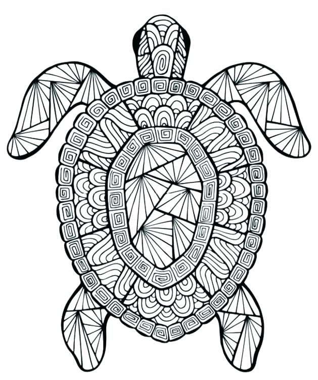 629x750 Difficult Halloween Coloring Pages Hard Coloring Pages For Adults