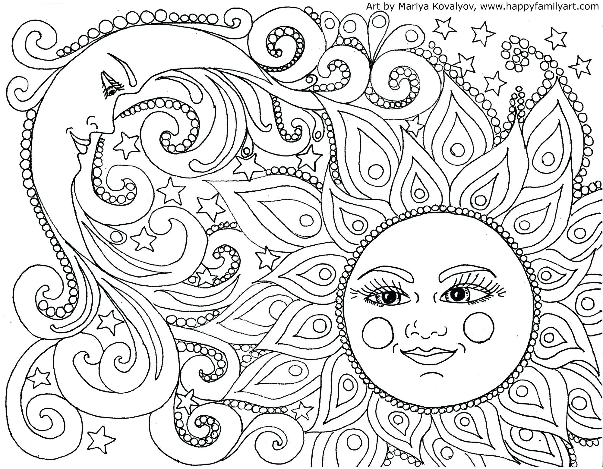2000x1556 Free Coloring Pages Printable For Adults Kids Halloween Lovely