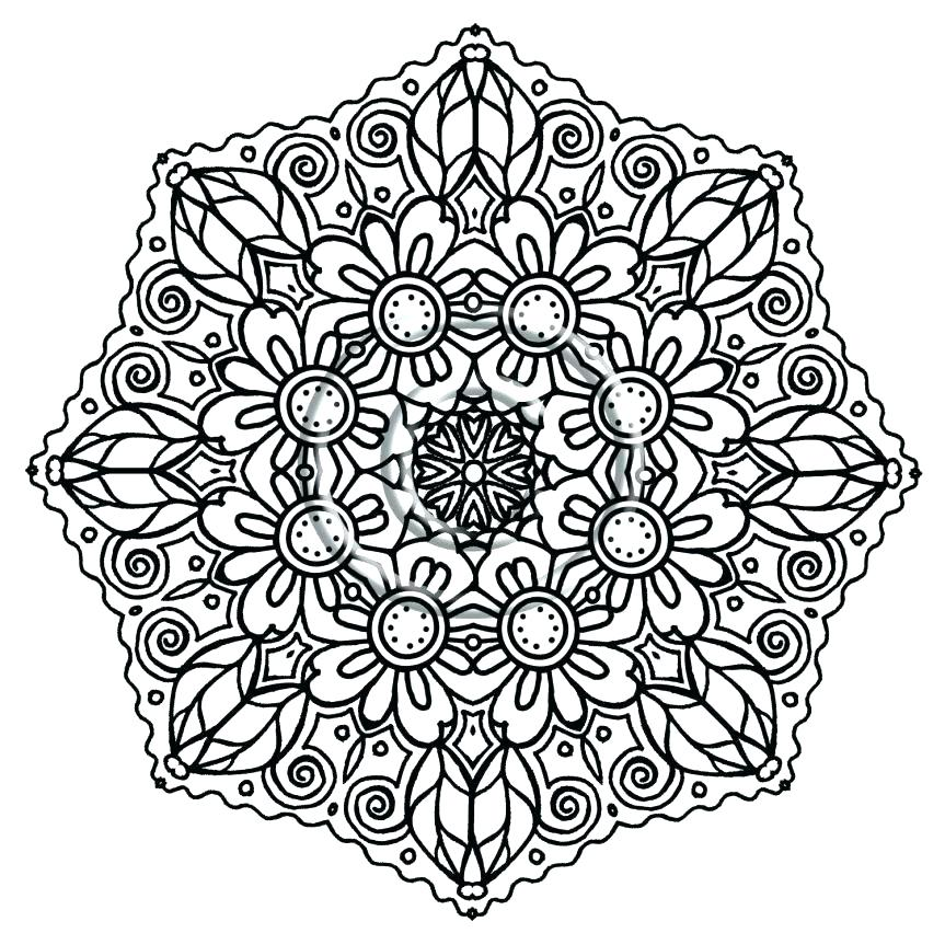 863x852 Advanced Coloring Pages To Print Printable Advanced Coloring Pages