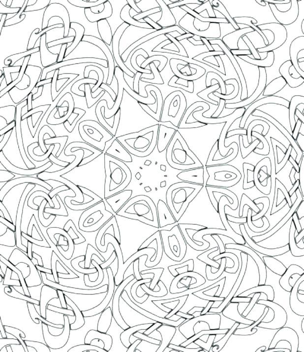618x714 Mandala Coloring Pages Mandala Coloring Pages Outstanding Mandala