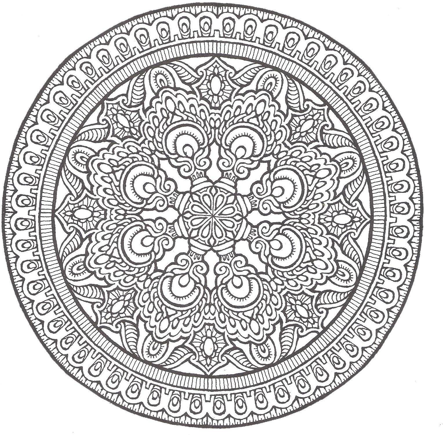 The Best Free Advanced Coloring Page Images Download From 50 Free