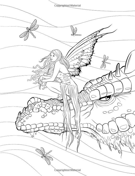 The Best Free Mystical Coloring Page Images Download From 67 Free Coloring Pages Of Mystical At Getdrawings