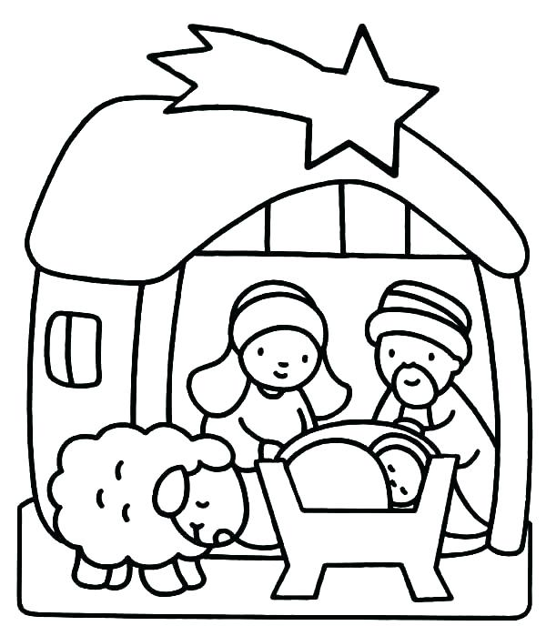 600x699 Advent Coloring Page Advent Coloring Pages View Larger Love Advent