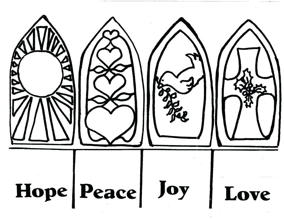 940x726 Advent Coloring Pages Advent Coloring Advent Coloring Page Advent