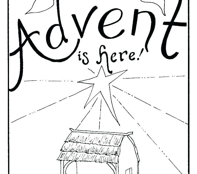 678x600 Wreath Coloring Loves Advent Wreath Coloring Page Catholic