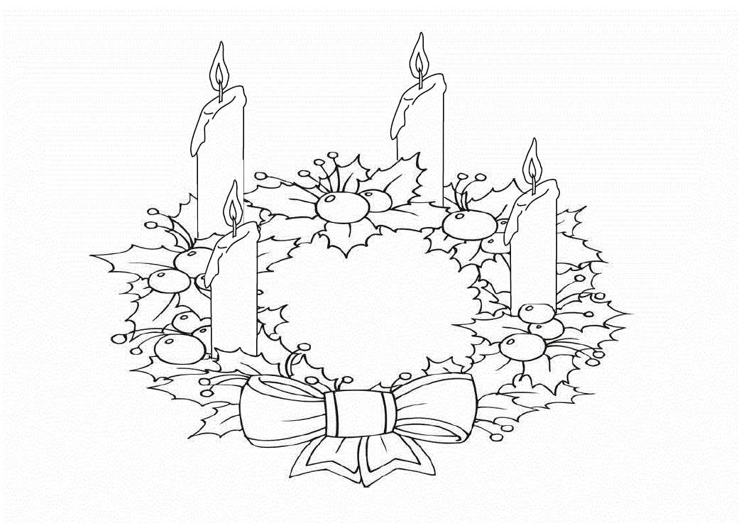 1044x737 Advent Wreath Coloring Page New Advent Wreath Coloring Pages Az
