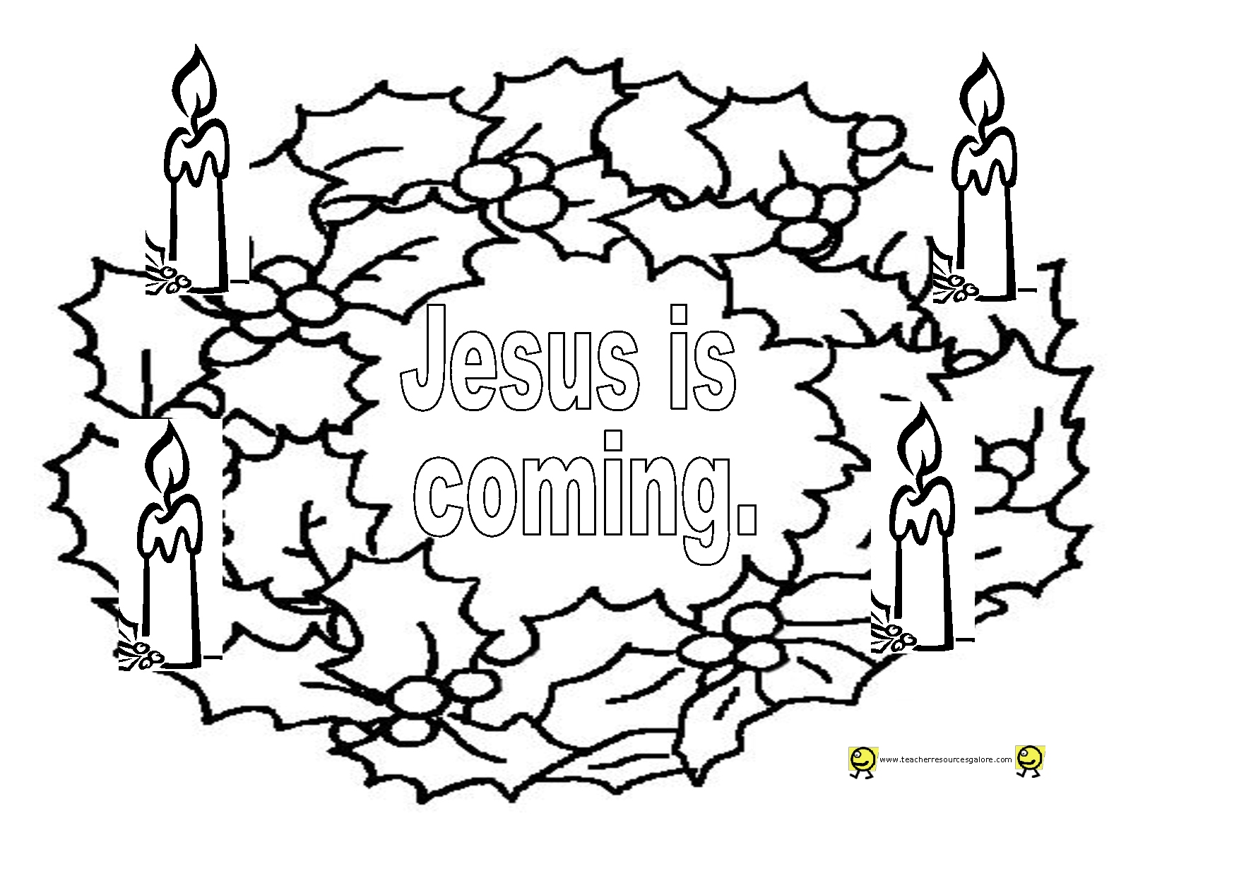 1754x1240 Advent Wreath Coloring Page Best Of Best Of Advent Wreath
