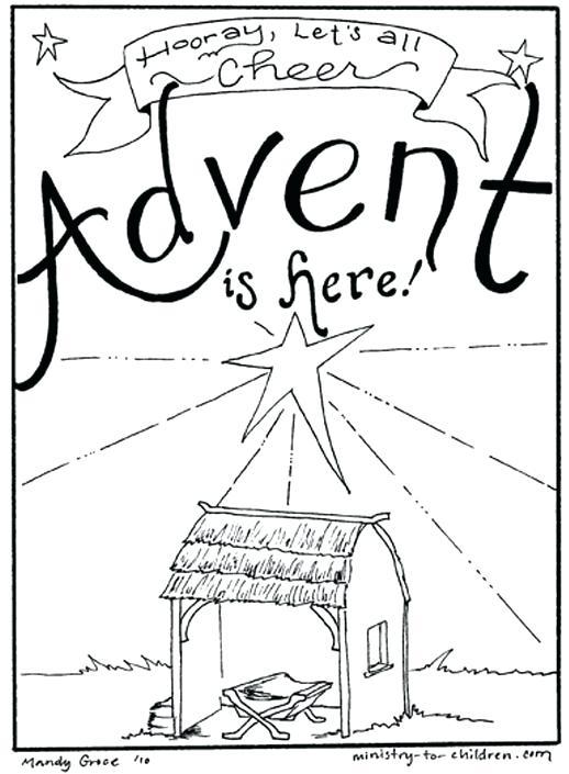 518x705 Advent Coloring Pages Advent Coloring Pages Pictures Advent