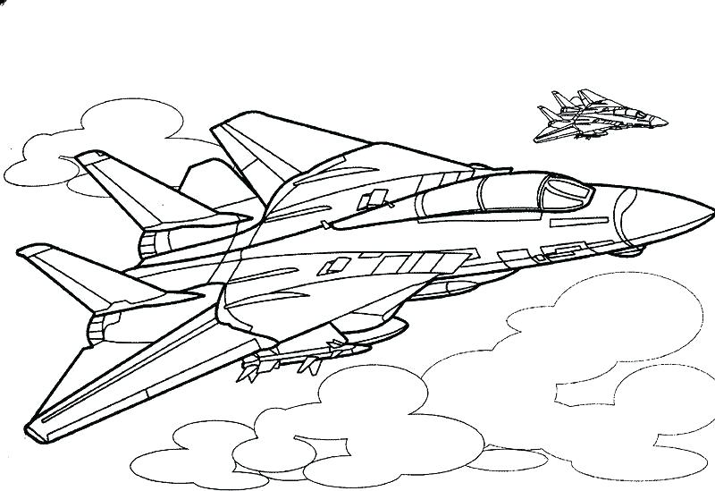 800x549 Plane Coloring Sheet Airplane Coloring Page Fighter Jet Plane
