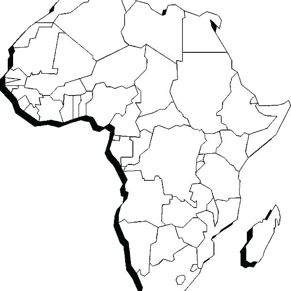 600x600 Africa Coloring Page Coloring Page Coloring South N Dress Coloring