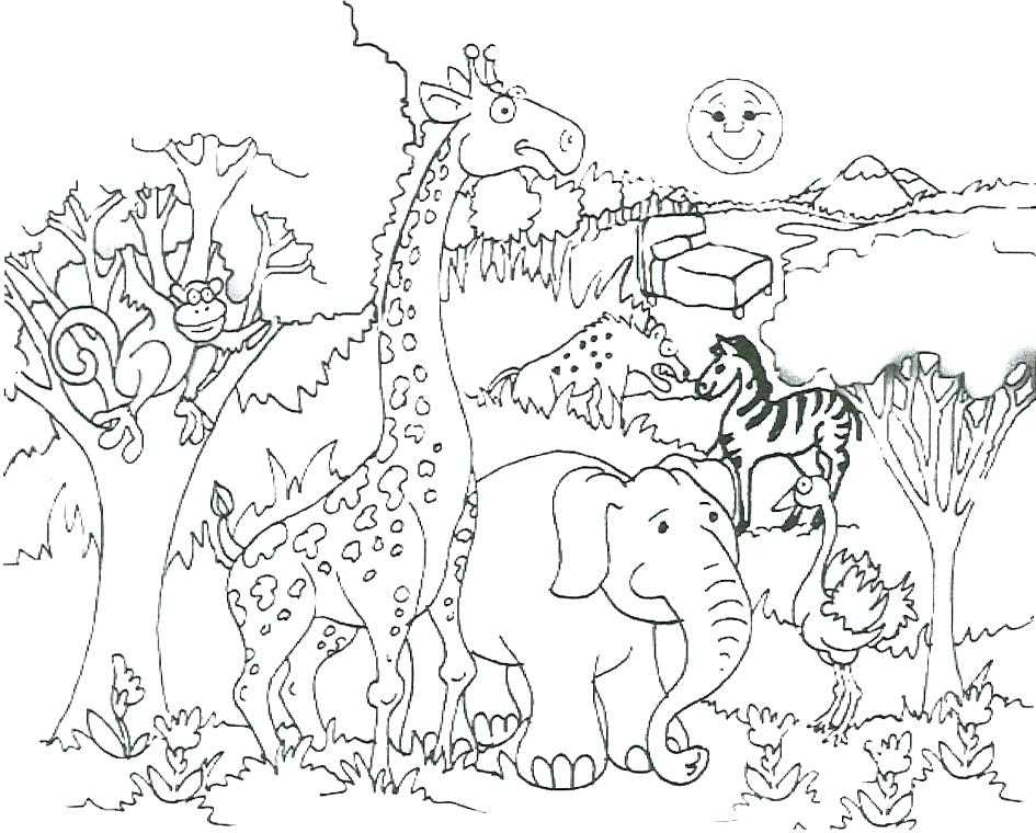 945x760 Africa Coloring Page Idea Coloring Pages Or Coloring Page Drums