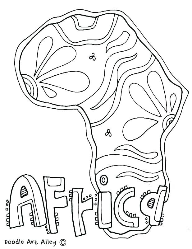 618x800 South Africa Coloring Pages Inspirational Best Color Book