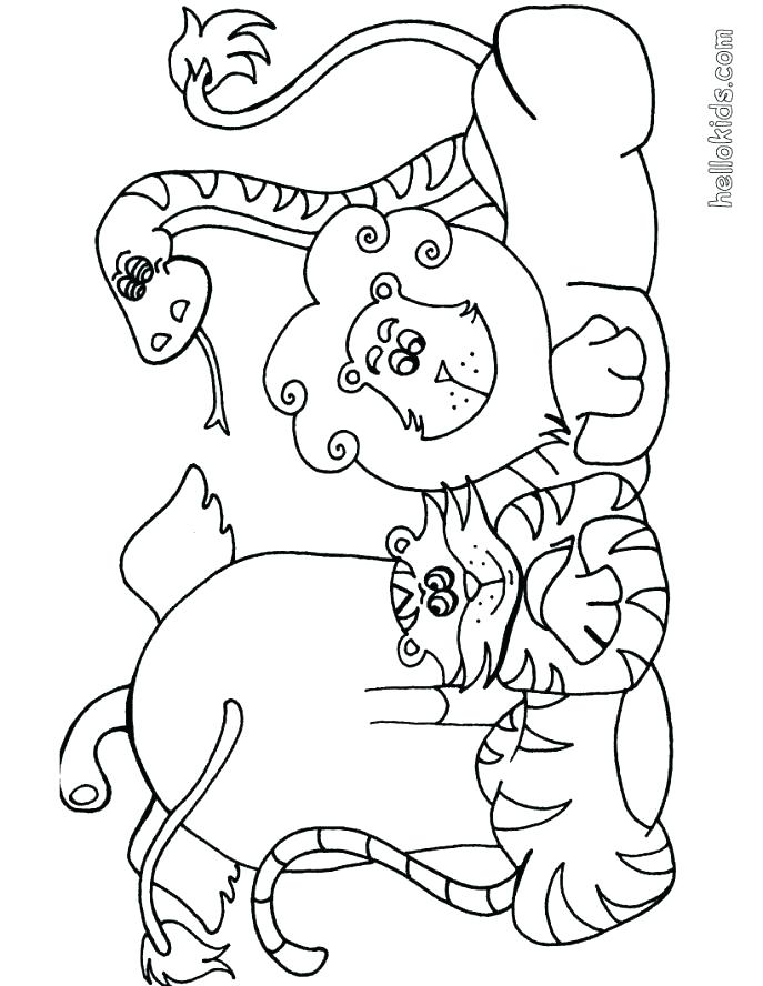 687x888 Africa Coloring Page Coloring Page Medium Size Of Animals