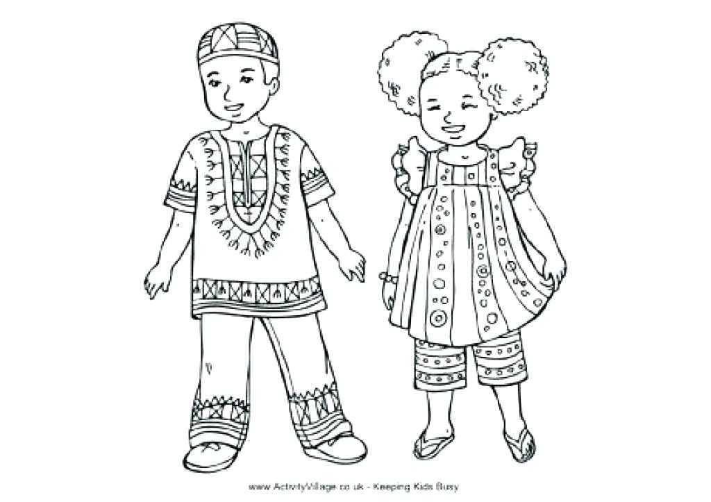 1024x723 African American Coloring Books As Well As Gifts Coloring Pages