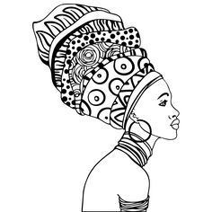 236x236 African American Woman Coloring Pages Coloring