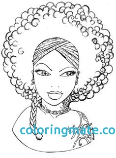 236x320 African American Coloring Pages New Best African American