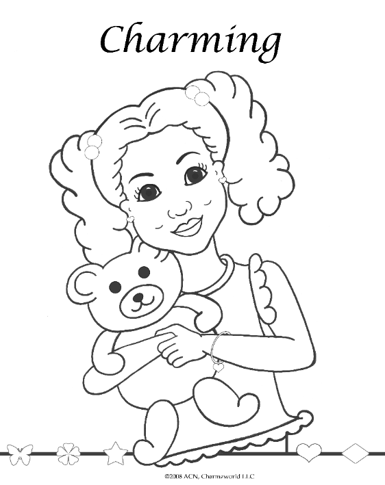562x709 Coloring Pages For African American Girls