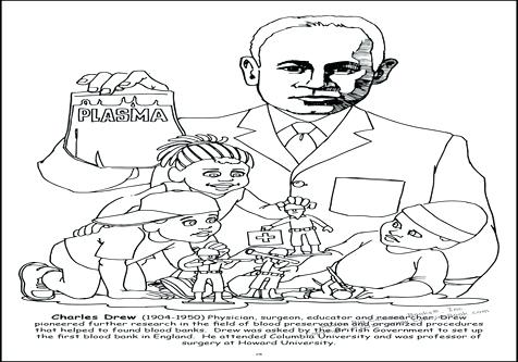 476x333 African American Coloring Pages Black People Image Coloring Pages
