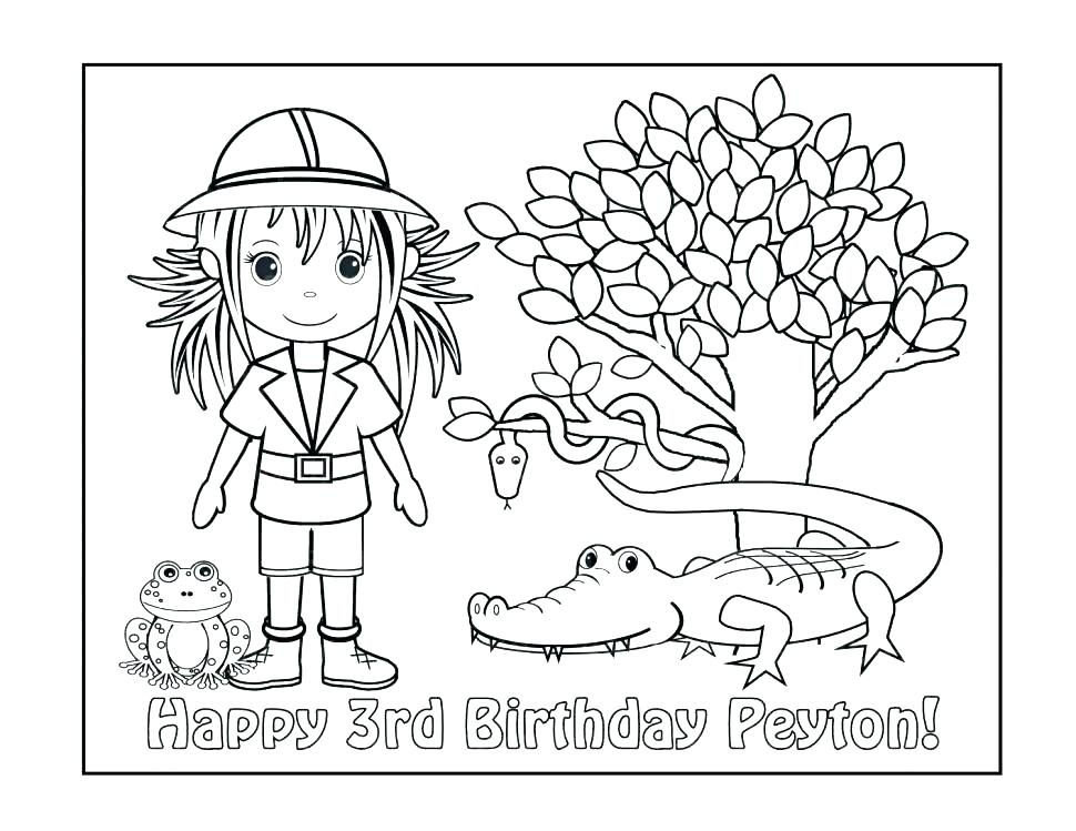 970x749 Safari Coloring Pages Safari Coloring Page This Is Jeep Coloring