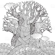 236x236 Coloring Adult Africa Symbols In Africa Coloring Pages