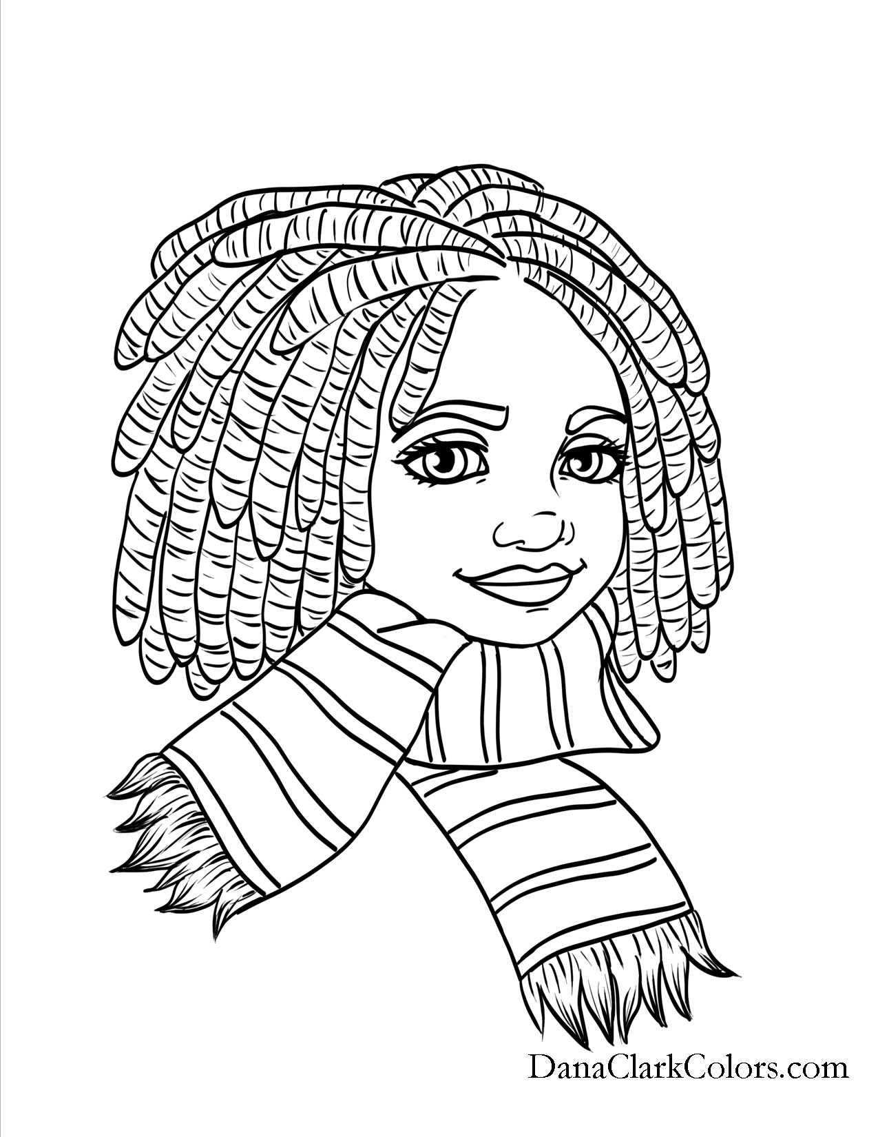 1275x1650 Terrific Coloring Pages Of African American Inventors For Children