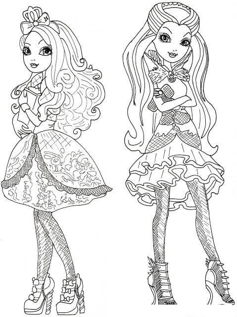 479x640 Ever After High Coloring Pages Coloring Pages For Kids