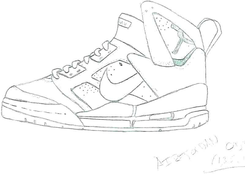 800x570 Air Jordan Coloring Pages Free Air Coloring Pages Coloring Book