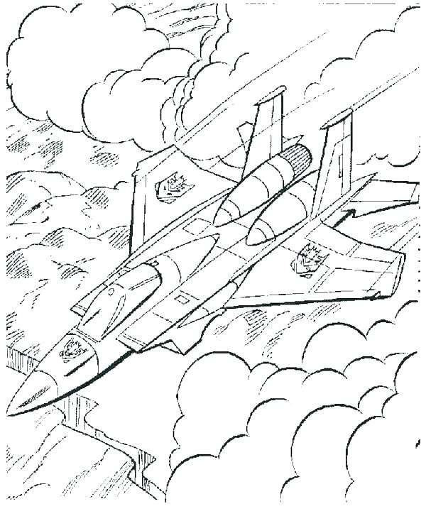 600x727 Air Force Logo Coloring Pages Air Force Coloring Pages Free