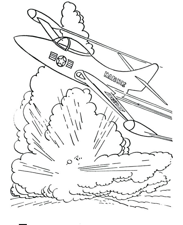 Air Force 1 Coloring Pages At Getdrawings Free Download