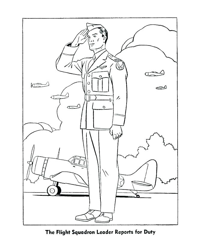 670x820 Coloring Air Force Coloring Pages Veterans Day Printable Color
