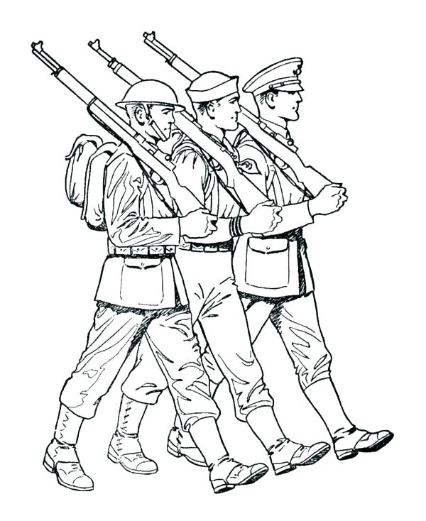 600x734 Air Force Coloring Pages