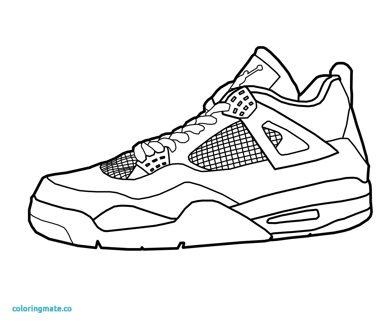 1280x1067 Best Of Jordan Coloring Page Free Coloring Pages Download