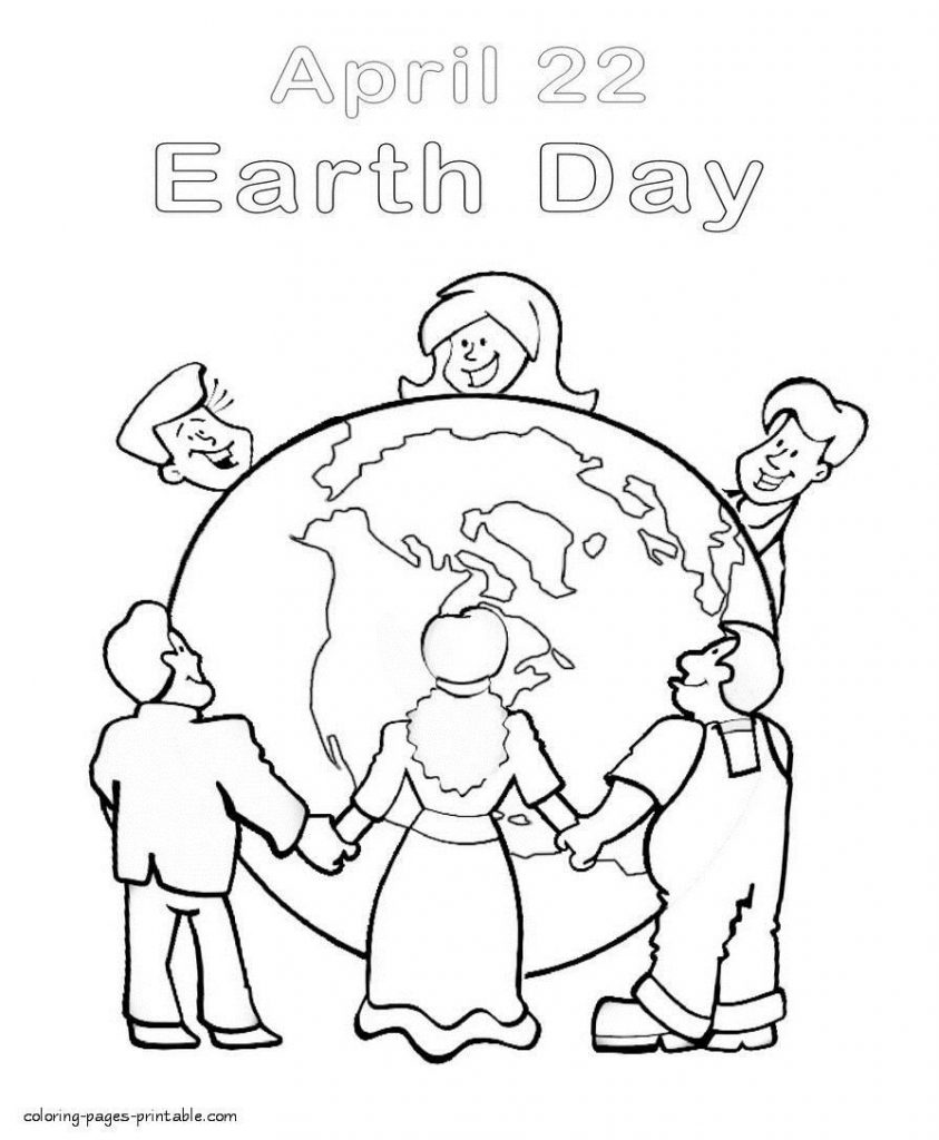 843x1024 Coloring Pages Environmental Awareness