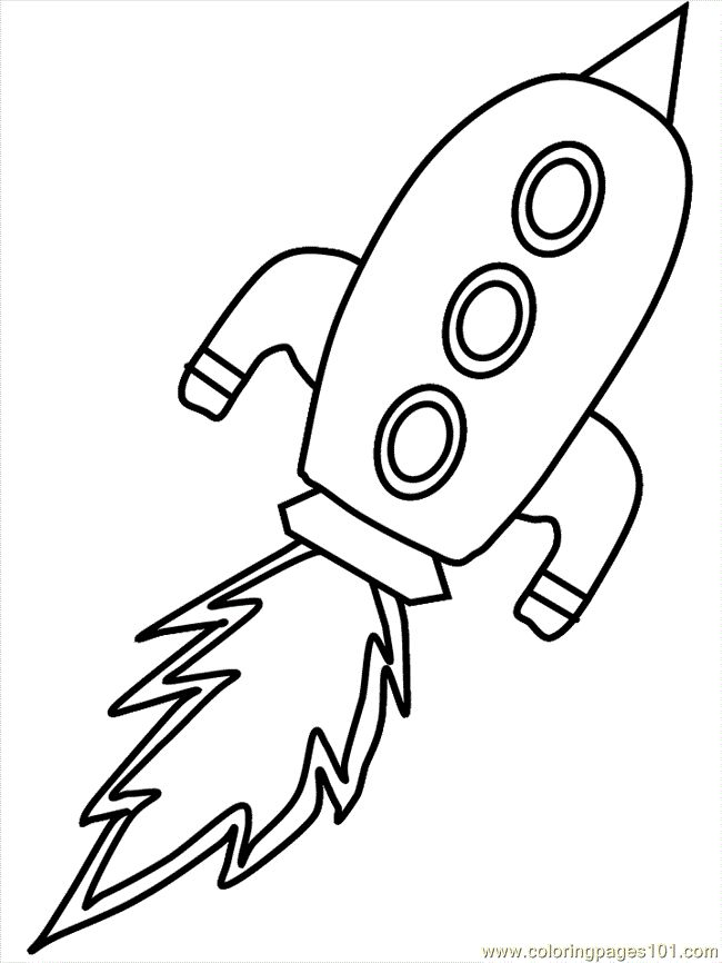 Air Transportation Coloring Pages