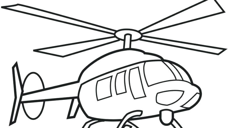 728x409 Medic Helicopter Coloring Page Free Air Transport Coloring Pages