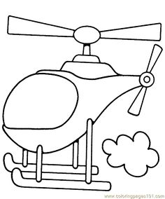 236x284 Airplane Coloring Page From Rylan Carter