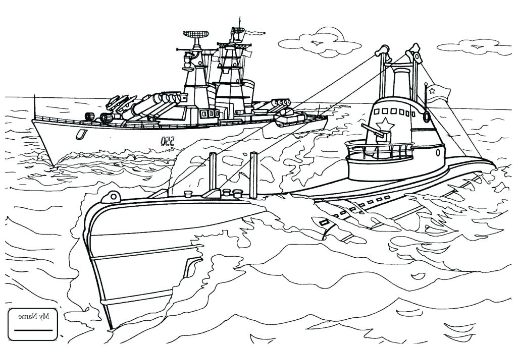 1024x688 Battleship Coloring Page Aircraft Carrier Invisible Coloring Pages