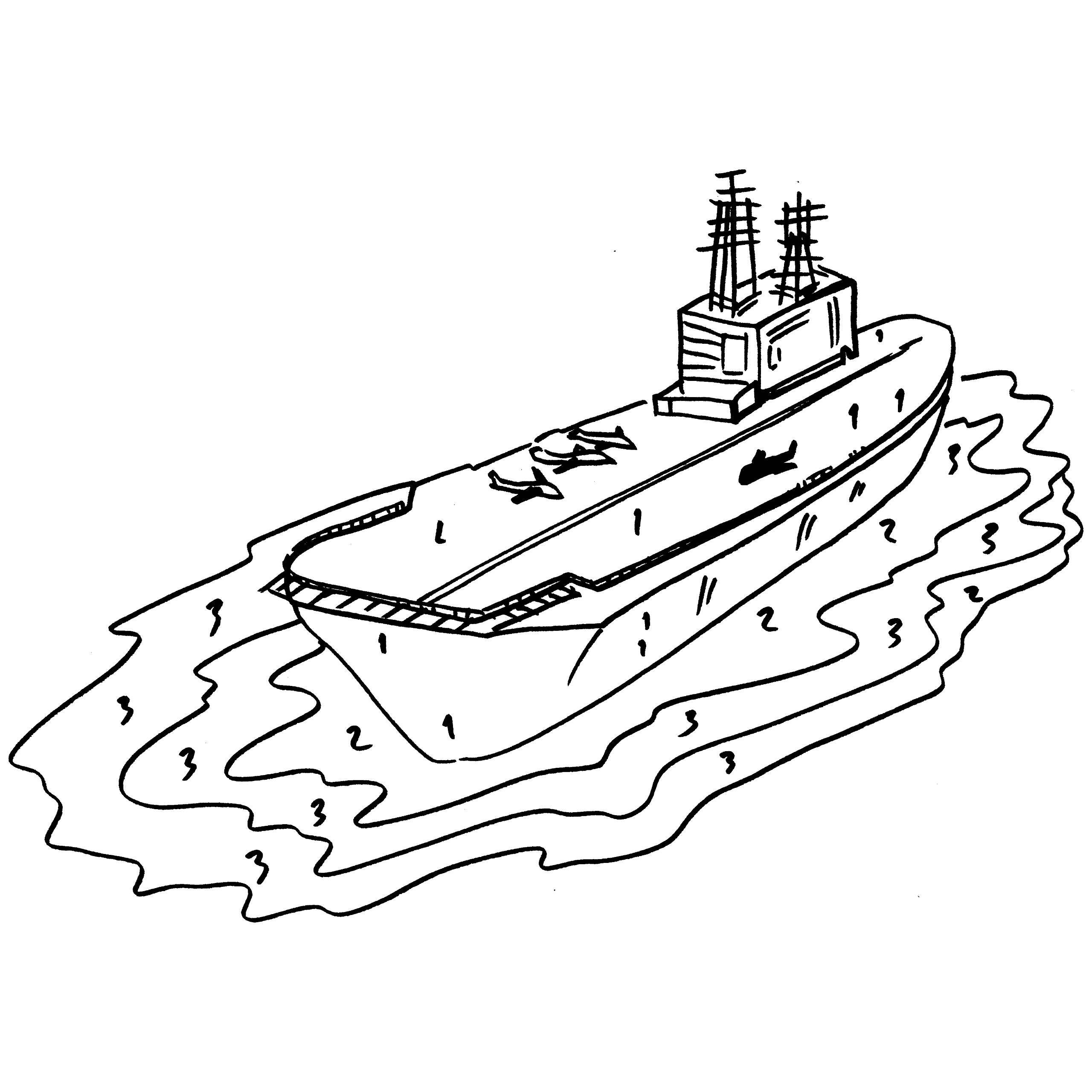 2560x2560 Inspiration Printable Military Aircraft Carrier Coloring Sheet