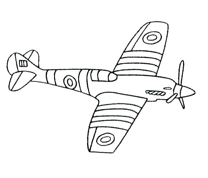 700x600 Coloring Pages Airplane Airplane Color Pages Airplane Coloring