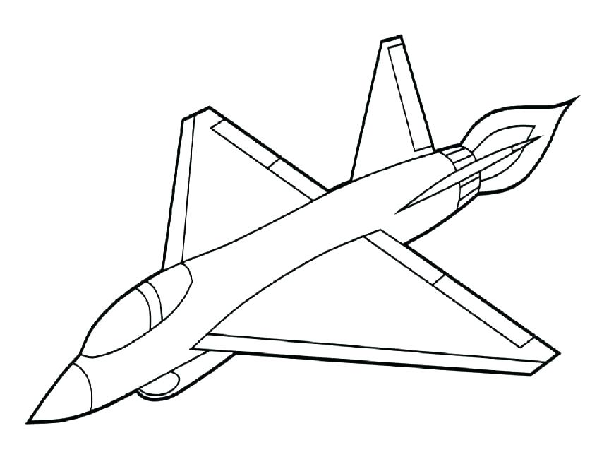 863x647 Plane Printable Coloring Pages Coloring Pages Airplane Plane