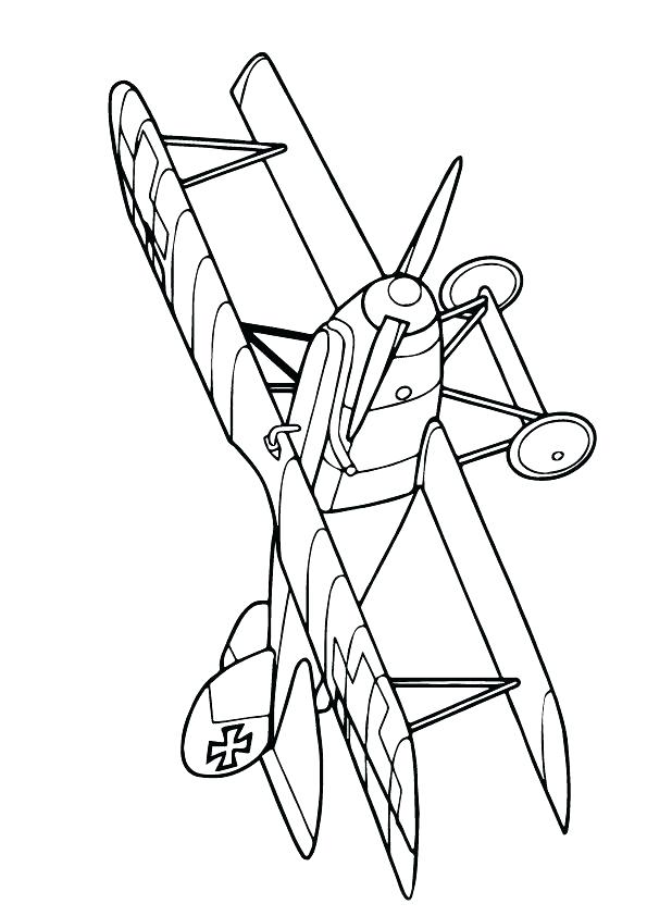 595x842 Jet Coloring Pages Gallery Jet Coloring Pages Airplane Coloring