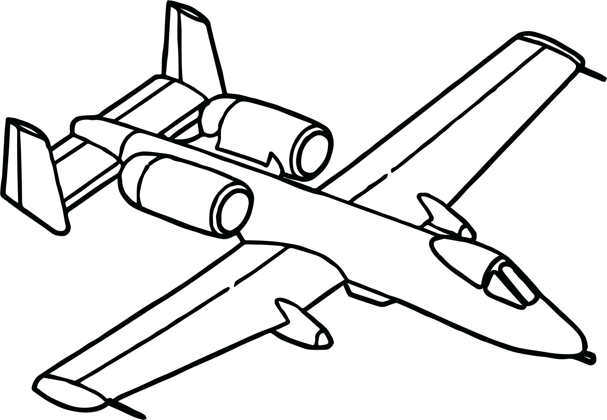 2443x1692 Coloring Pages Airplane Coloring Page Fighter Shark Color