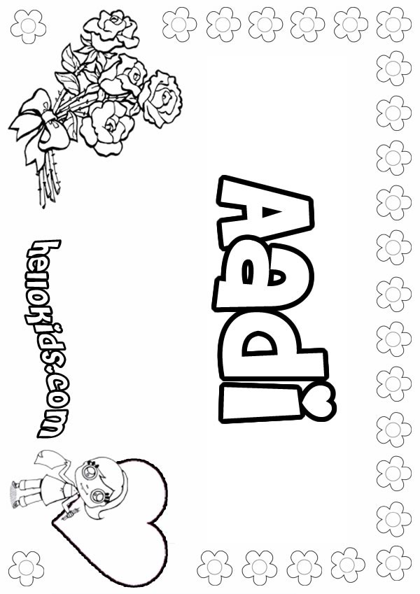 Aj Coloring Pages