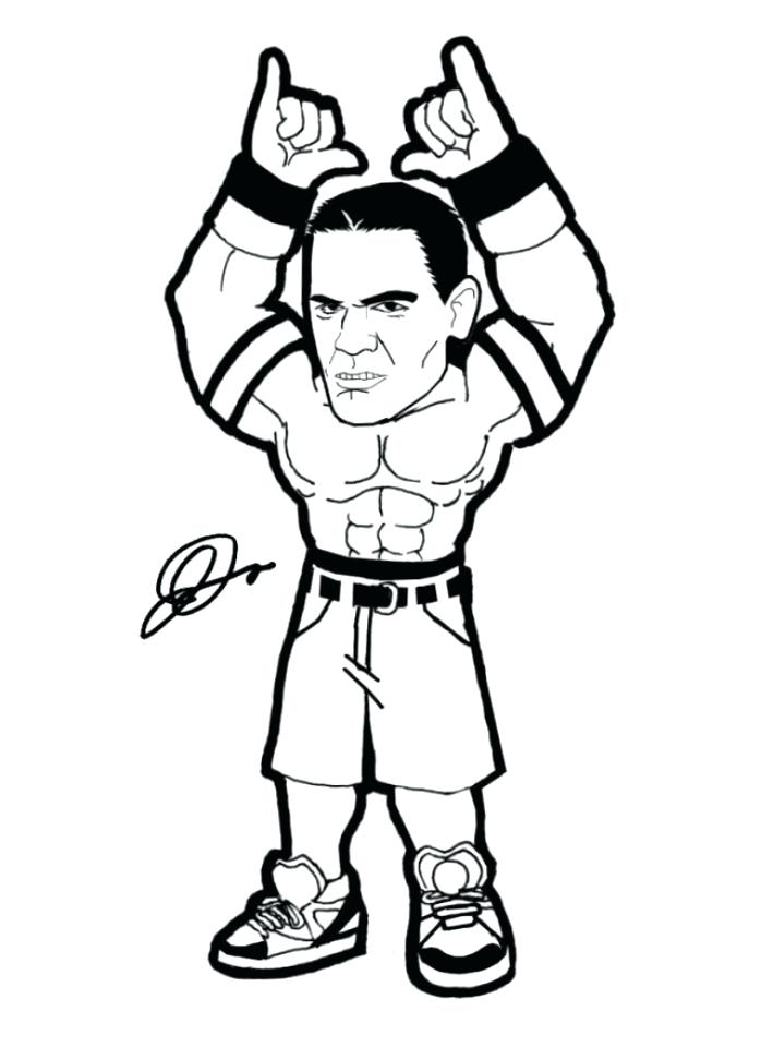 698x960 Wwe Coloring Pictures Full Size Of Coloring Pages Free Coloring