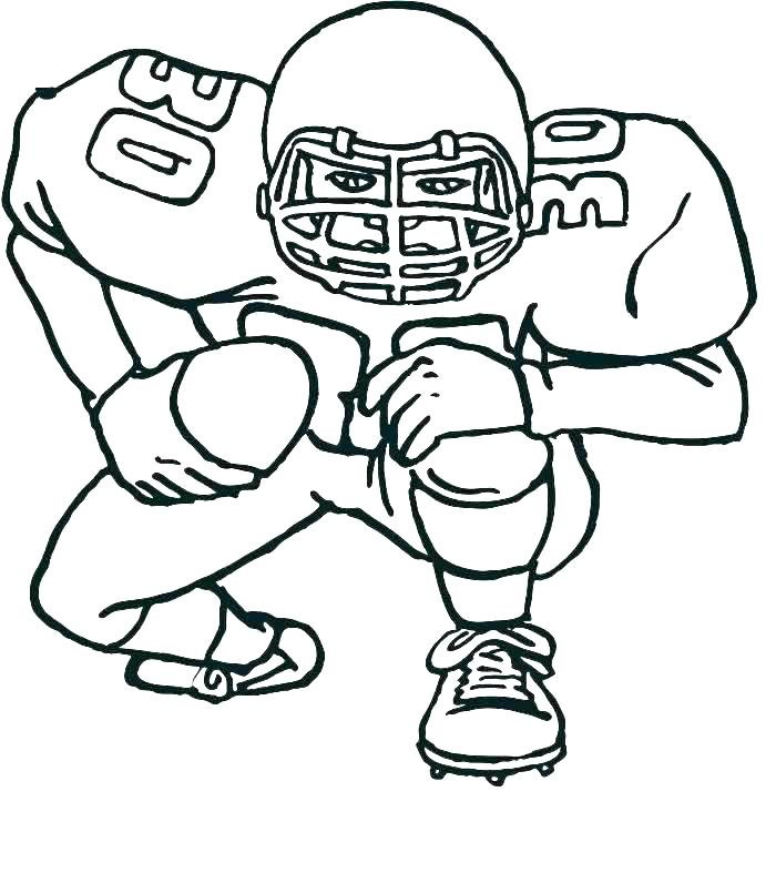 700x796 Amazing Alabama Coloring Book And Football Coloring Pages Football