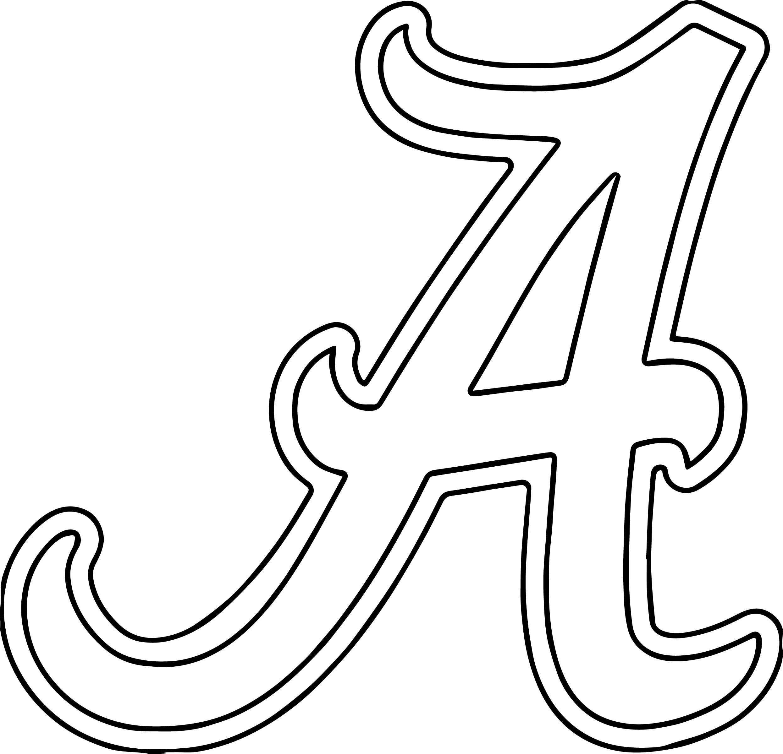 2491x2401 Awesome Alabama Coloring Pages Printable Gallery Free Coloring Pages