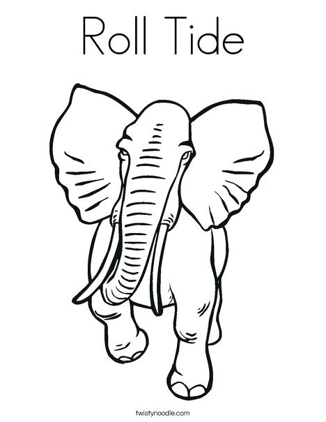 468x605 University Of Coloring Page University Of Coloring Page