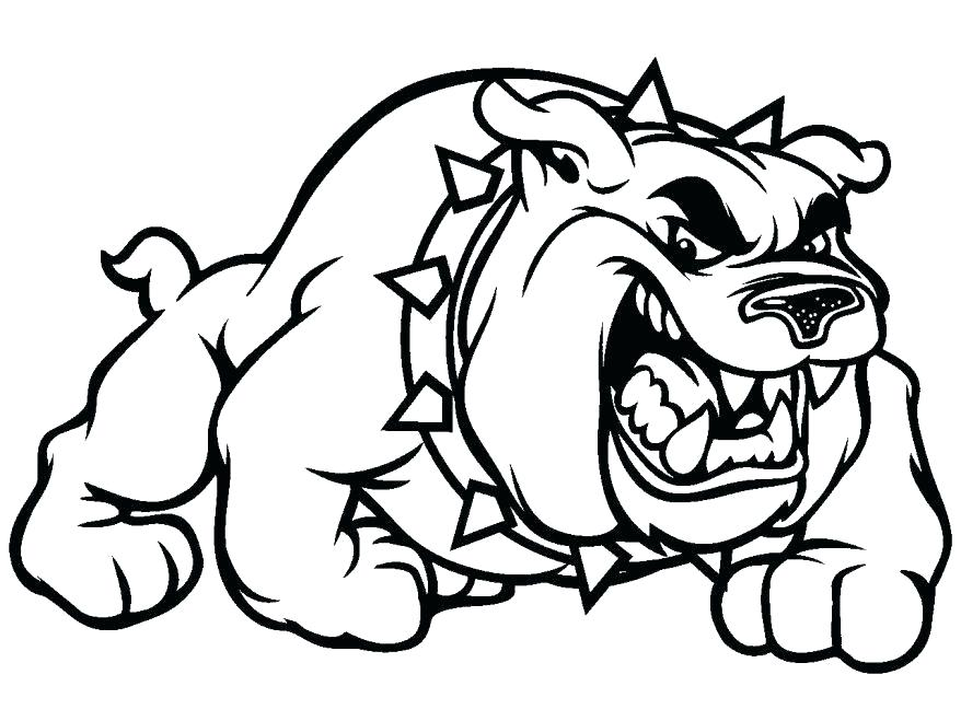 878x659 Alabama Football Coloring Pages