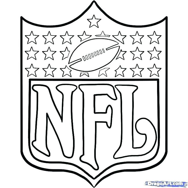 Football Coloring Sheets